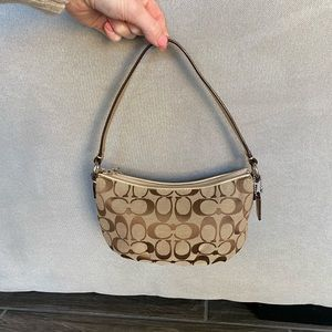 Coach small handbag/purse